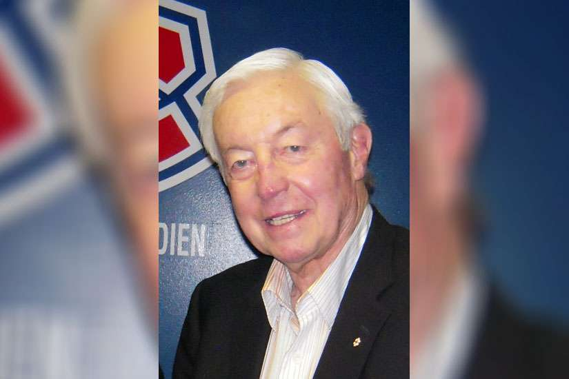 Montreal Canadiens hockey player Jean Beliveau died on Dec. 2, 2014. He lived until the age of 83.