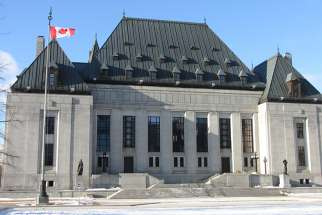 The Court was simultaneously hearing two appeals Nov. 30 and Dec. 1 regarding the B.C. and Ontario law societies.  After the B.C. Law Society said it would not accredit graduates of Trinity Western, B.C.'s minister of education refused to allow Trinity Western to grant law degrees, effectively killing the law school.