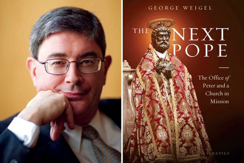 Catholic writer George Weigel sets out a Gospel-inspired guide for the next pontiff in his new book The Next Pope.