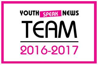 Youth Speak News Team 2016-2017