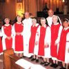 The Sisters of the Precious Blood were celebrated for their 83 years of service to Charlottetown at a farewell Mass held Aug. 15 at St. Dunstan's Basilica.