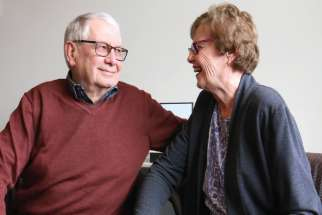 Stan and Marilyn Pidsadny say their faith and ministry have helped keep them together for 60 years.