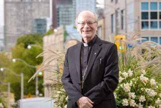 Toronto's newest auxiliary bishop is exactly the type of shepherd Pope Francis prefers, someone who is will be a pastoral bishop not a detached prince.