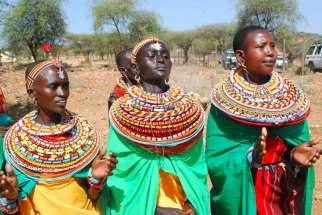 Some women from the Samburu community in Kenya have been subjected to female gential mutilation as part of traditional rite of passage from girlhood to womanhood. Kenyan religious leaders are campaigning against the mainstreaming of the practice in hospitals.