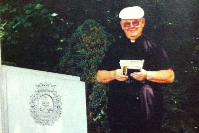 Fr. Karl Hoeppe was a fixture at Toronto's St. Patrick's parish for more than 50 years.