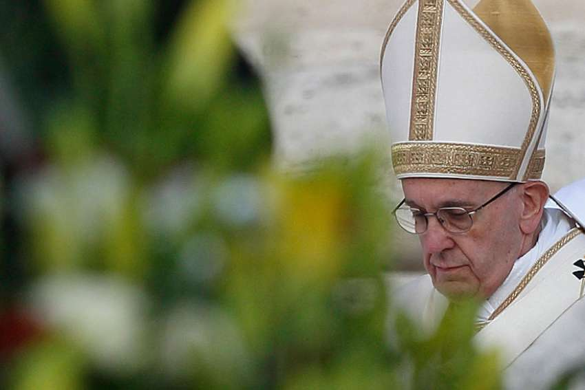 Pope Francis' recent discussion about the possibility of ordaining married priests is about math, not doctrine or politics.