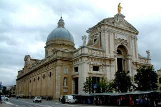 A new shrine to St. Francis of Assisi will be inaugurated May 20 in Assisi, Italy, which will be housed in the Church of St. Mary Major.