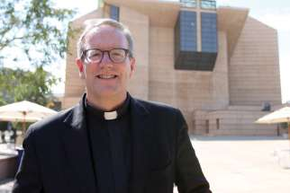 Bishop-elect Robert Barron