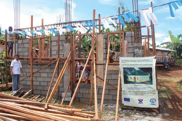 With the assistance of Development and Peace, government agencies and other aid organizations, a massive rebuilding effort is underway in the Philippines following Typhoon Haiyan, which devastated the nation 10 months ago.