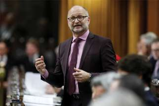 Minister of Justice and Attorney General David Lametti has strongly pushed for the passing of Bill C-7.