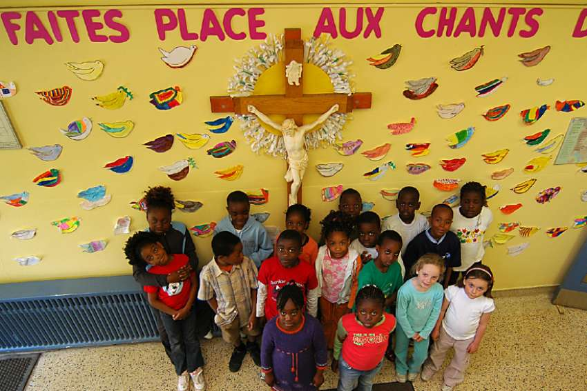 Catholic parents, particularly those from the smaller French-language boards, fear more funding cuts are on the way.