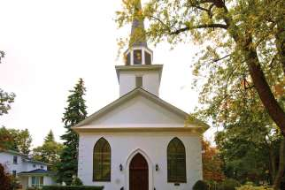 St. Andrew's Church in Oakville, Ont., celebrates its 175th anniversary this year.