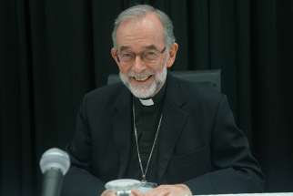 Bishop Lionel Gendron of Saint-Jean-Longueuil, Que., is the new president of the Canadian Conference of Bishops.