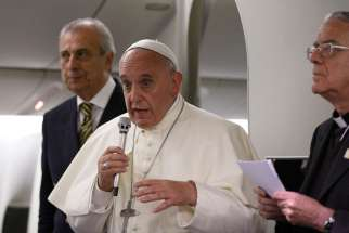 Pope's Holy Land trip raises hopes, questions