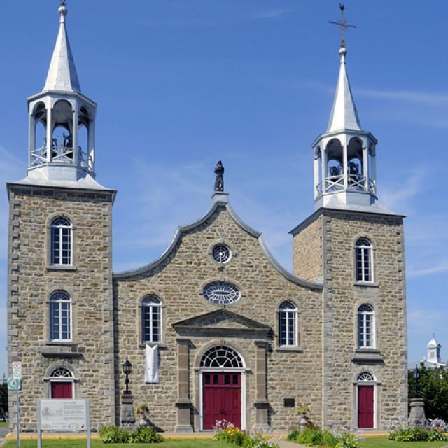 St. Joachim's Church, a historic church in Chateauguay, Que., has joined the Green Church program.