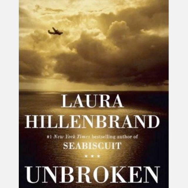 Unbroken by Laura Hillenbrand tells of a courageous American airman during the Second World War