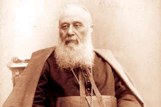 French Cardinal Charles Lavigerie  (1825-1892) established the White Fathers and White Sisters in Africa.