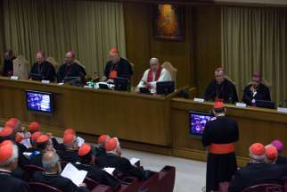 Synod backtrack not becoming of Church