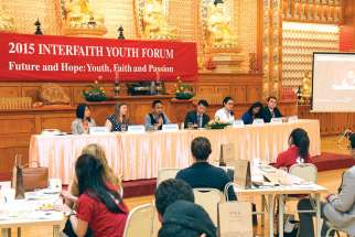 Fo Guang Shan Temple hosted its inaugural Interfaith Youth Forum to connect youth voices from all faiths across the Greater Toronto Area.