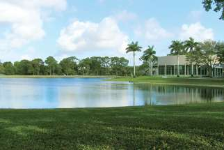 St. Vincent de Paul Seminary in Boynton Beach, Florida, offers two rooms for rest and relaxation, year-round, for priests in the Archdiocese of Toronto.