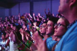 Praise and worship music helps young people connect with God in an intimate way.