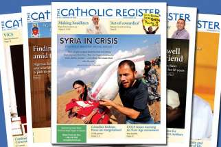 Catholic Register honoured with 10 awards by Catholic Press Association