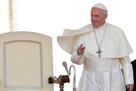 Nice guy or tough guy? The two faces of Pope Francis