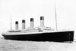 Among the brave tales from the doomed Titanic are the actions of Catholic priests.