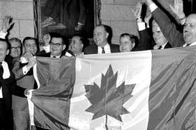 The Register Archives: A message of thanks for our new flag