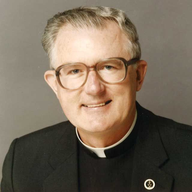 Fr. Carl Matthews, S.J., a former publisher and editor of The Catholic Register, died at 80 years old