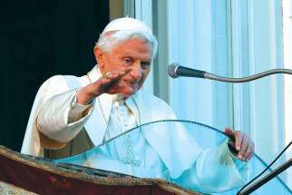 Pope Emeritus Benedict XVI's 'Collected Works' would make a fine gift for your parish priest