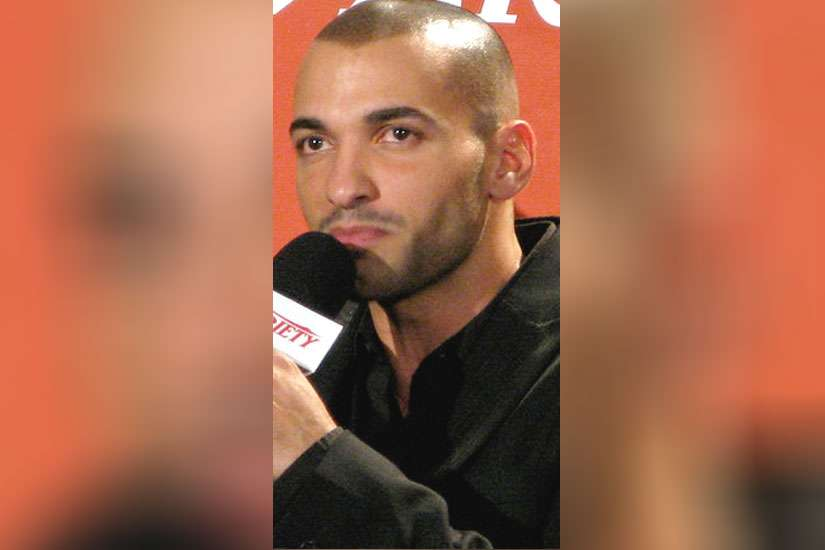 "Actor Haaz Sleiman appears in this 2008 photo. Sleiman, a 24-year old Lebanese-born Muslim actor, will play the role of Jesus in the upcoming film, ""Killing Jesus,"" to be aired on Palm Sunday."