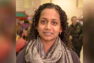 Gillian Fernandopulle left her Sri Lankan homeland as a refugee at age six. Despite being in Canada for the past 20 years, she says being a refugee is something that never leaves you.