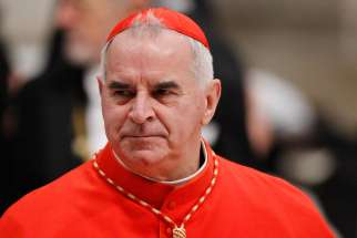 Pope Francis accepted the Scotland Cardinal Keith O'Brien's decision to renounce duties as a cardinal. While O'Brien can still keep the title of cardinal, he won't be a papal advisor or be an elector of a future pope. He will retain the roles as a priest and retired bishop, according to the Vatican Press office.