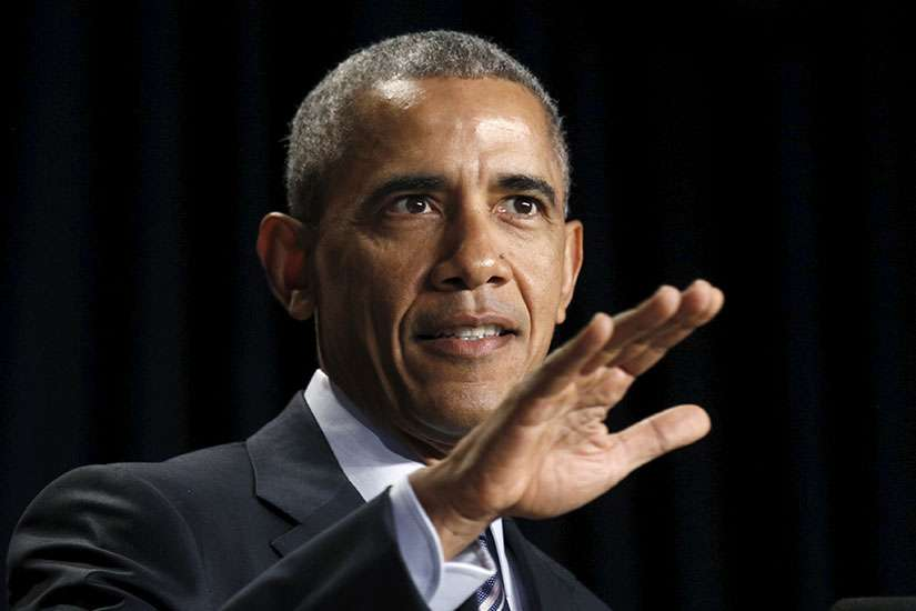 Obama: An attack on one faith is attack on all faiths