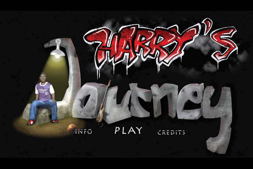 There's hope in Hamilton that a video game called Harry's Journey will help steer youth away from street drugs.