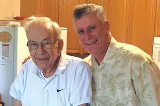 Uncle Bill taught Bob Brehl the importance of family.