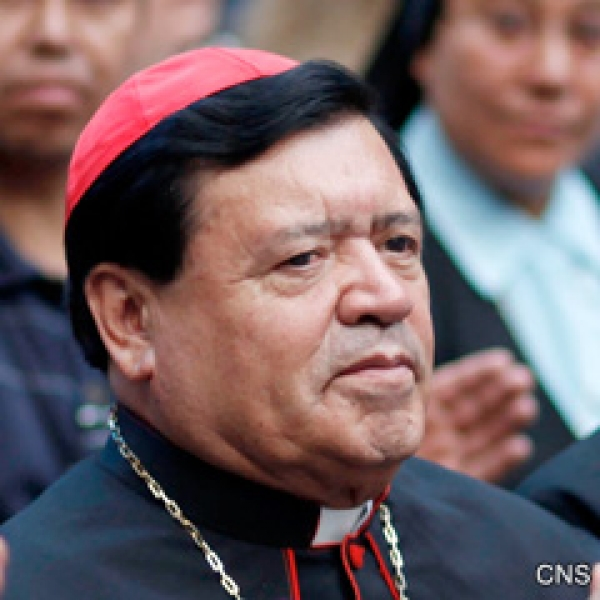 Mexican Cardinal Norberto Carrera said Centro PRODH 'has been characterized by its support and encouragement of groups and activities that are an affront to Christian values.'
