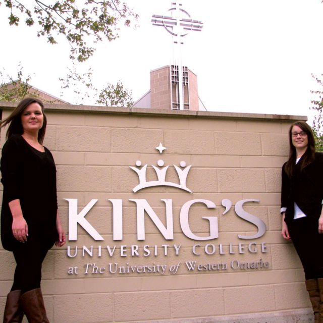 King's University College at Western University is now separate from the diocese of London, though a relationship will remain between the two.
