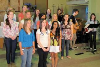 The camaraderie of LifeTeen and its programs, including music ministry, is missed because of COVID restrictions.