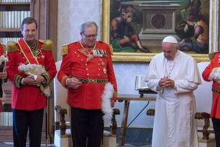 Following the resignation of grand master Fra' Matthew Festing at the request of Pope Francis, members of the Knights of Malta have been asked to consider electing a lieutenant to take temporary reigns of the order, rather than a new grand master.