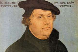 A painting of Martin Luther (1532) by Lucas Cranach the Elder. Next year marks the 500th anniversary of the Protestant Reformation. Cardinal Kasper wrote in his new book that Catholic-Lutheran relations have been inching towards unity