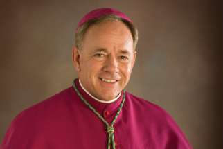 Archbishop J. Michael Miller