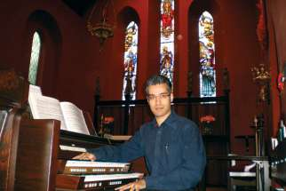 Surinder Mundra and the St. Patrick's Gregorian Choir are celebrating their 10th anniversary with a Mass at St. Michael's Cathedral Oct. 30.