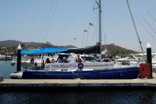 Women on Waves' sailing boat, which provides abortion onboard, drew outrage from pro-life groups when it anchored off the coast of Mexico last week.