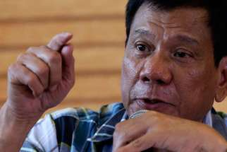 The Philippines bishops says Catholics must speak out against President Rodrigo Duterte's deadly war on drugs.