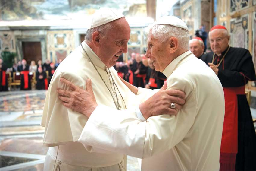 The retirement of Pope Benedict and election of Pope Francis in 2013 was undoubtedly one of the most important stories in Church history.