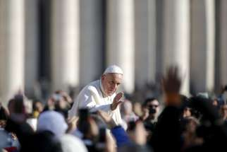Gentle Revolution: Pope wants Year of Mercy to tenderly transform world