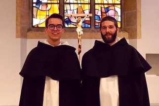 Dominican Brothers Stefan Ansinger and Alexandre Frezzato teach weekly lessons in Gregorian chant through their YouTube channel.