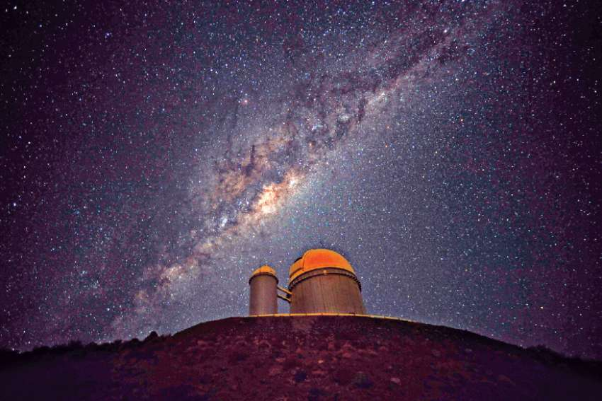 A night of stargazing at the Milky Way helped open a camper to whole new universe.